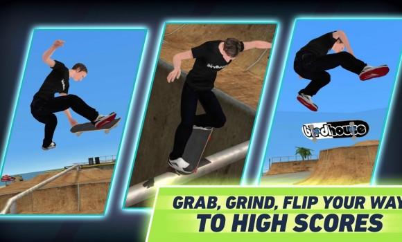 Tony Hawk's Skate Jam Ekran Görüntüleri - 1