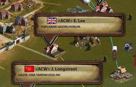 War and Peace: Civil War Ekran Görüntüleri - 2