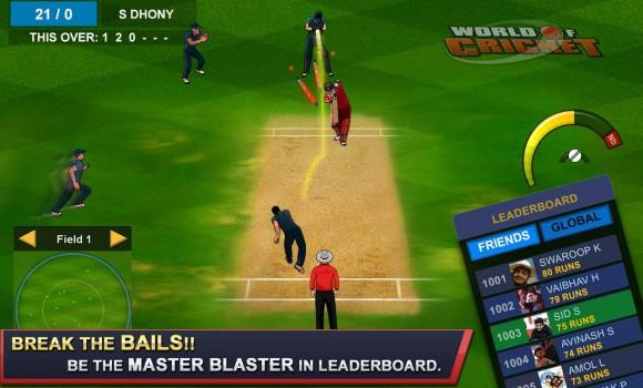 World of Cricket Ekran Görüntüleri - 2