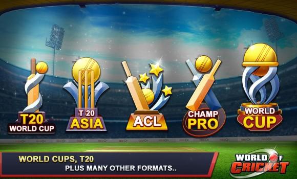 World of Cricket Ekran Görüntüleri - 3