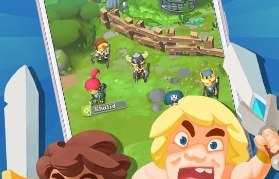 World of Legends: Massive Multiplayer Roleplaying Ekran Görüntüleri - 2
