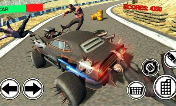 Zombie Crush Hill Road Drive Ekran Görüntüleri - 1