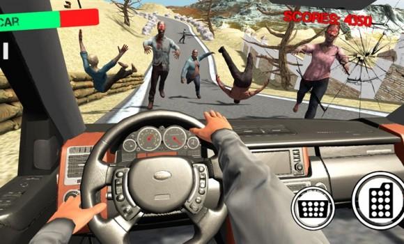 Zombie Crush Hill Road Drive Ekran Görüntüleri - 2