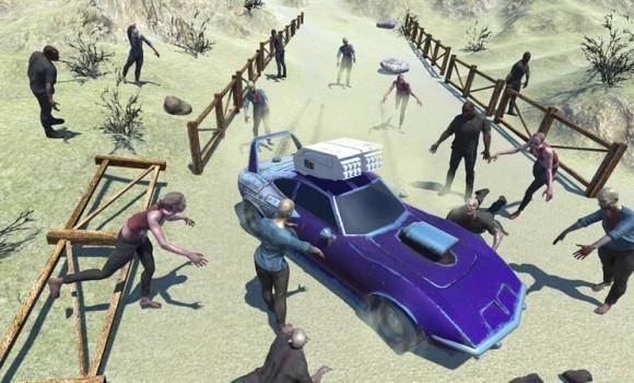Zombie Crush Hill Road Drive Ekran Görüntüleri - 3