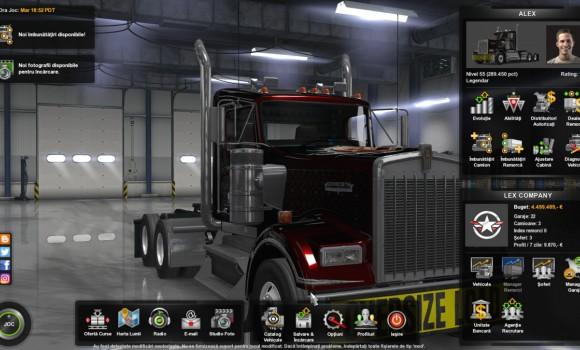 American Truck Simulator Yüzde 100 Profil Save Dosyası 1 - 1