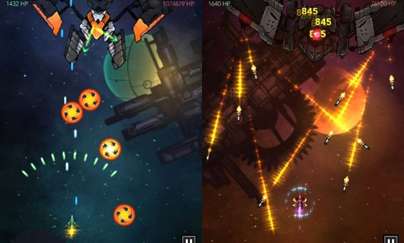 Gemini Strike: Space Shooter Uzay Oyunu - 1