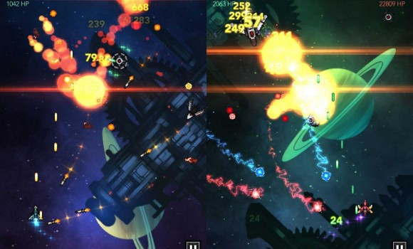 Gemini Strike: Space Shooter Uzay Oyunu - 2