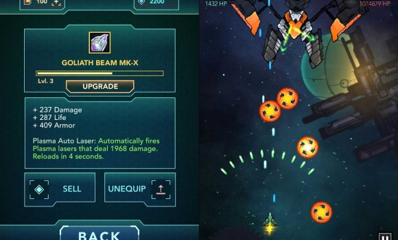 Gemini Strike: Space Shooter Uzay Oyunu - 3