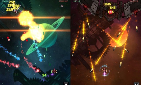 Gemini Strike: Space Shooter Uzay Oyunu - 4