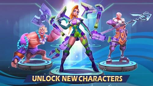 Ability Draft: Spell Battles Ekran Görüntüleri - 1