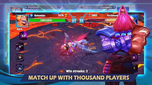 Ability Draft: Spell Battles Ekran Görüntüleri - 4
