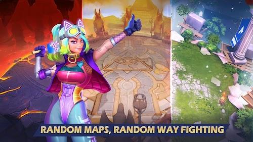 Ability Draft: Spell Battles Ekran Görüntüleri - 5