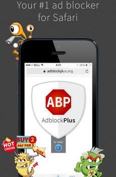 Adblock Plus Ekran Görüntüleri - 1
