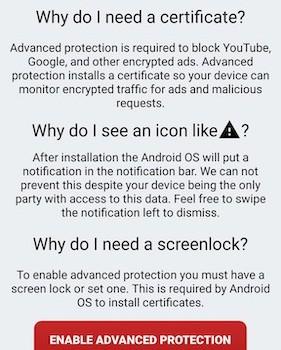 AdClear Ekran Görüntüleri - 3