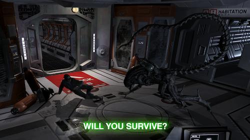 Alien: Blackout Ekran Görüntüleri - 5