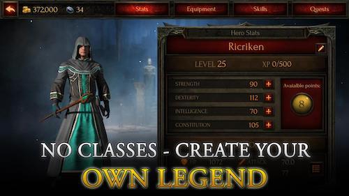Arcane Quest Legends Ekran Görüntüleri - 1