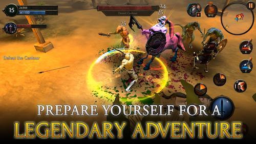 Arcane Quest Legends Ekran Görüntüleri - 4