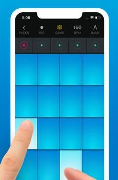 Drum Pads - Beat Maker Go Ekran Görüntüleri - 1