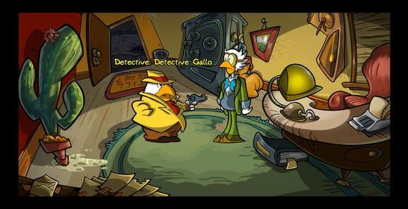 Detective Gallo Ekran Görüntüleri - 1