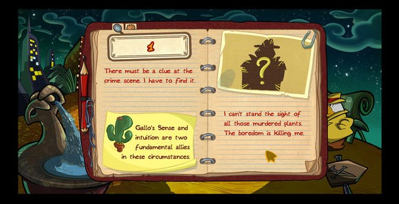 Detective Gallo Ekran Görüntüleri - 8