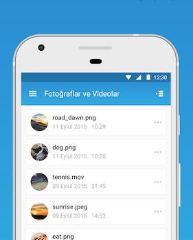 Dijital Depo Ekran Görüntüleri - 6