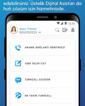 Turkcell Hesabım Ekran Görüntüleri - 4