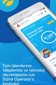 Turkcell Hesabım Ekran Görüntüleri - 1