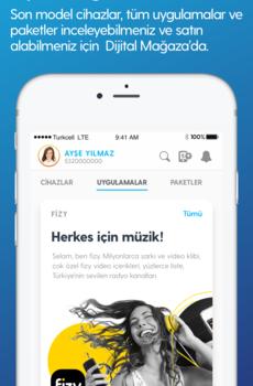 Turkcell Hesabım Ekran Görüntüleri - 5