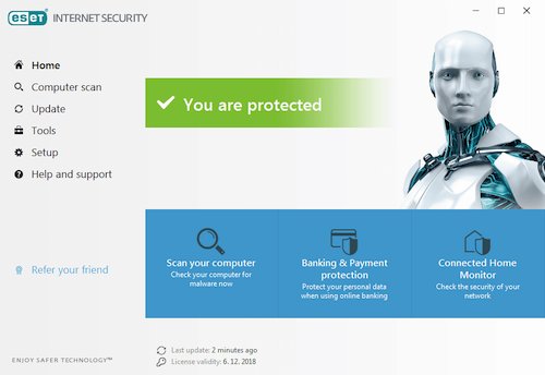 ESET Multi-Device Security Ekran Görüntüleri - 2