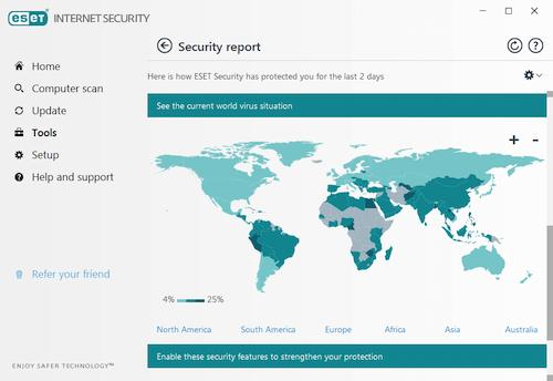 ESET Internet Security Ekran Görüntüleri - 4