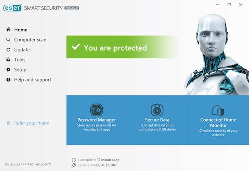 ESET Multi-Device Security Ekran Görüntüleri - 3