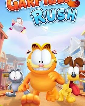 Garfield Rush Ekran Görüntüleri - 1