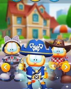 Garfield Rush Ekran Görüntüleri - 2