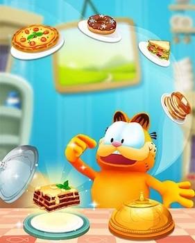 Garfield Rush Ekran Görüntüleri - 3