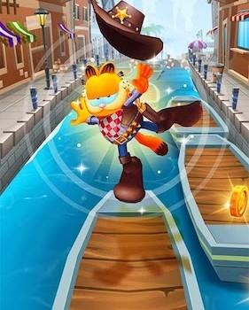 Garfield Rush Ekran Görüntüleri - 4