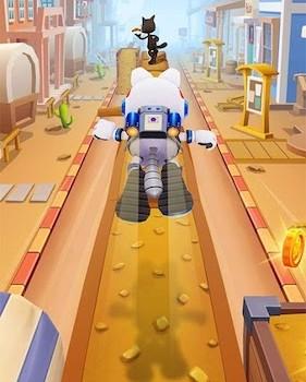 Garfield Rush Ekran Görüntüleri - 5