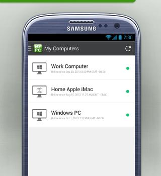 GoToMyPC Ekran Görüntüleri - 2