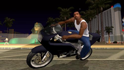 GTA: San Andreas Ekran Görüntüleri - 4