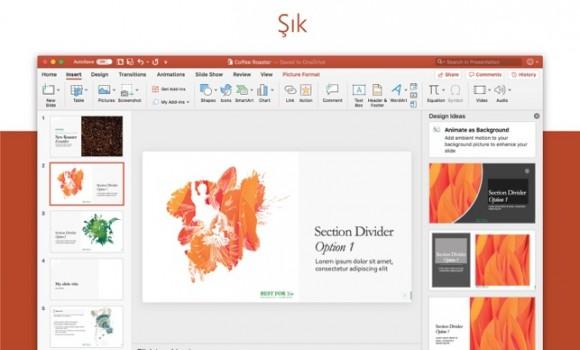 Microsoft PowerPoint Ekran Görüntüleri - 2