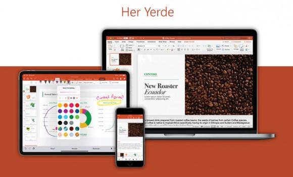Microsoft PowerPoint Ekran Görüntüleri - 4