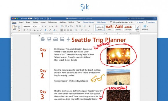Office 365 Ekran Görüntüleri - 1