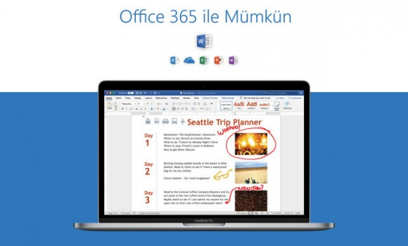 Microsoft Word Ekran Görüntüleri - 5