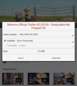 OGYouTube Ekran Görüntüleri - 1