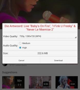 OGYouTube Ekran Görüntüleri - 2