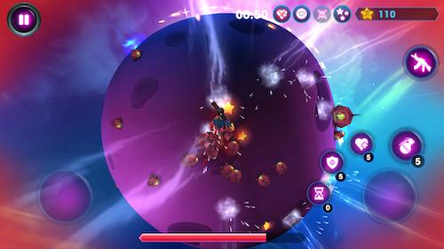 Planet Hunter Ekran Görüntüleri - 2