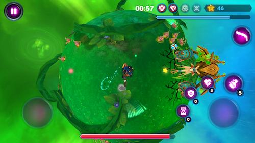 Planet Hunter Ekran Görüntüleri - 3