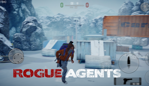 Rogue Agents Ekran Görüntüleri - 1