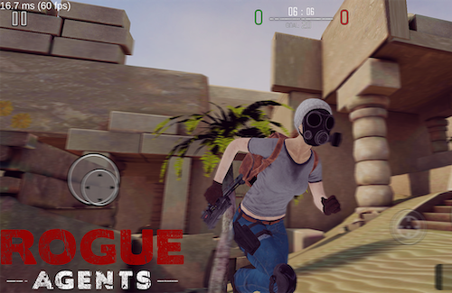 Rogue Agents Ekran Görüntüleri - 2