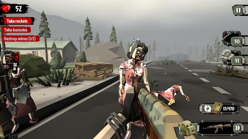 The Walking Zombie 2 Ekran Görüntüleri - 1