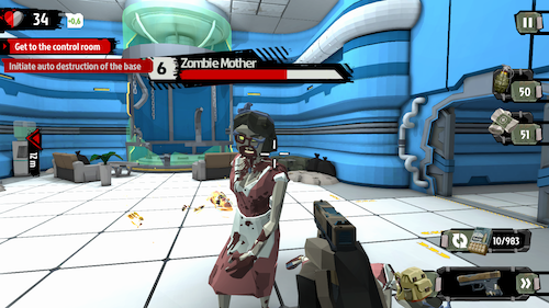 The Walking Zombie 2 Ekran Görüntüleri - 8